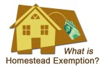 what is a homestead exemption
