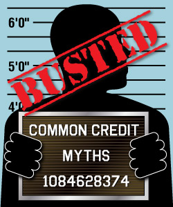 credit myths-busted